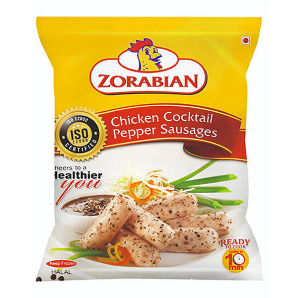chicken-cocktail-pepper-sausages