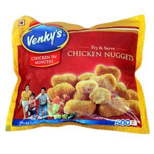 Venky's Chicken Nuggets 500gm