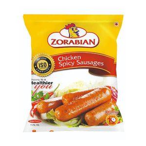 chicken-spicy-sausages