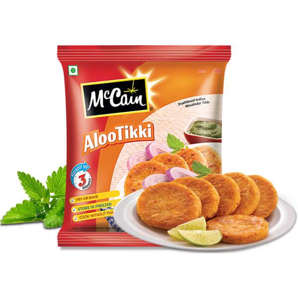 Buy McCain Aloo Tikki 400gm Online