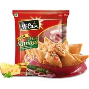 Buy McCain Cheese Pizza Samosa 240 Gm