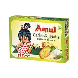 amul-garlic-butter-100gm