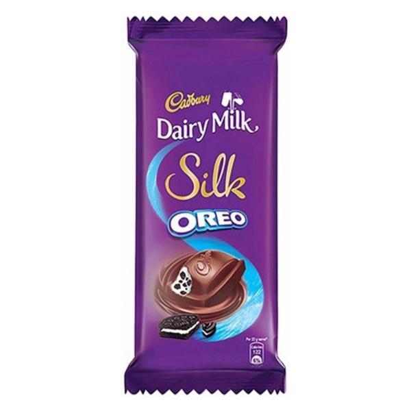 Cadbury Silk Oreo 130gm