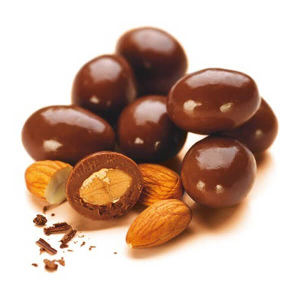 Chocolate Almond 250 Gms