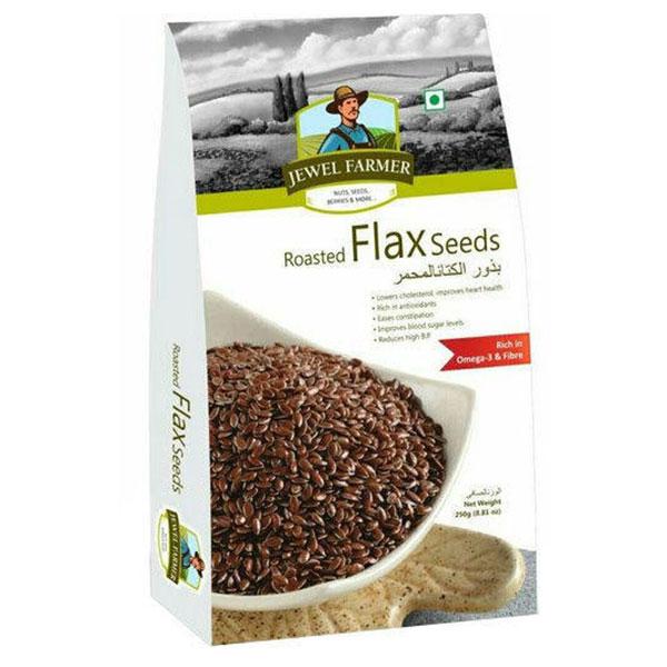 Jewel Farmer Flax Seeds 250gm