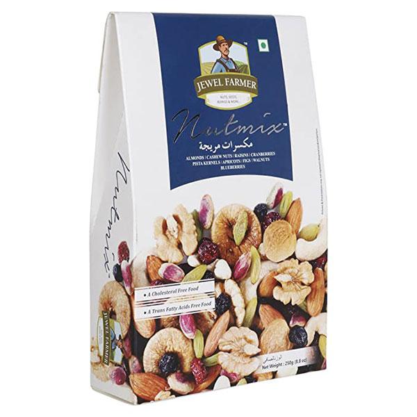 Jewel Farmer Nut Mix 250gm