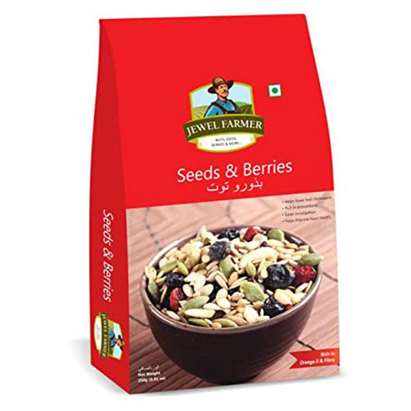 Jewel Farmer Seeds & Berries 100gm