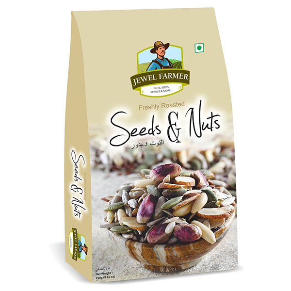 Jewel Farmer Seeds & Nuts