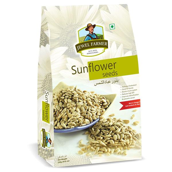 Jewel Farmer Sunflower Seeds 250gm