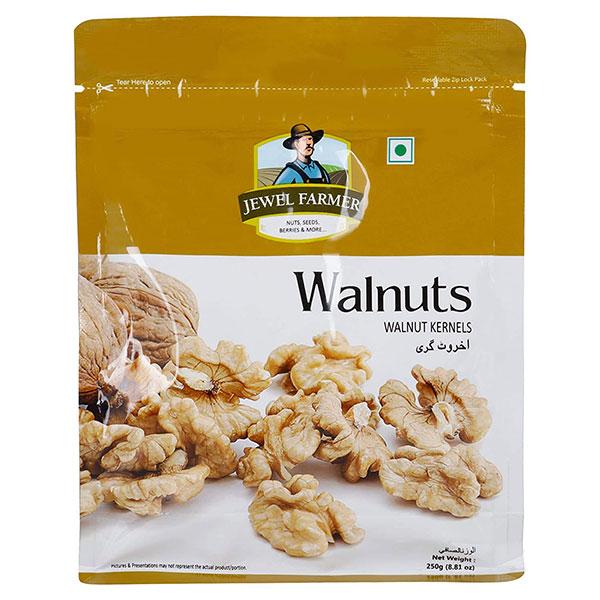 Jewel Farmer Walnuts 250gm