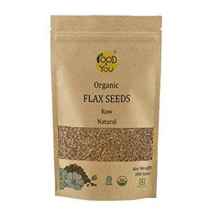 Organic Flax Seeds 300 Gm Online