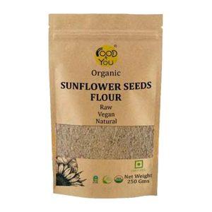 Organic Sunflower Seeds 200gm