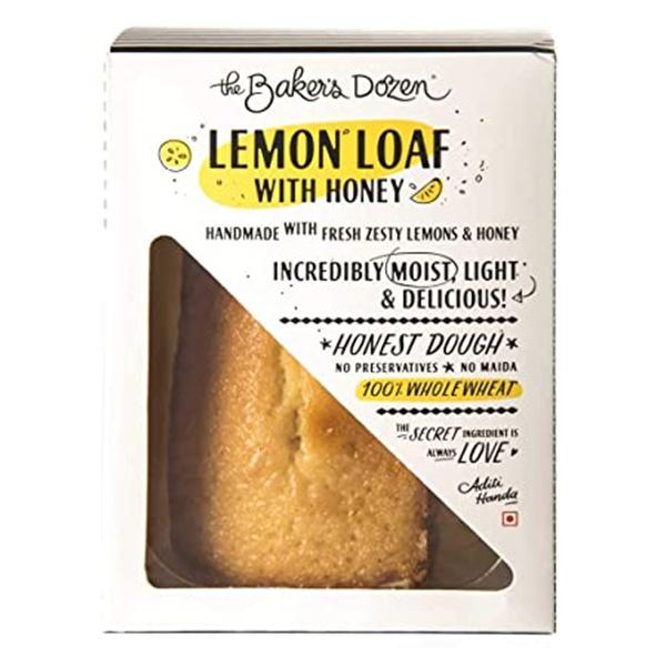The Baker's Dozen Lemon With Honey 185gm