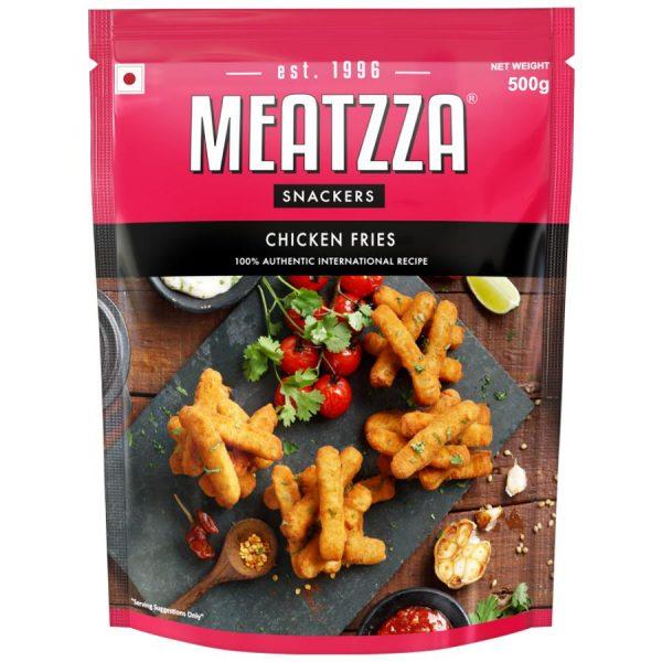 Buy Meatzza Chicken Fries 500 gm Online
