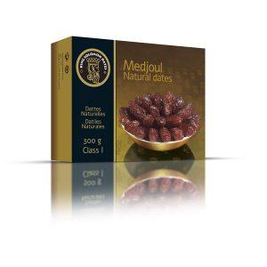 King Solmon Dates Medjoul 500 gm