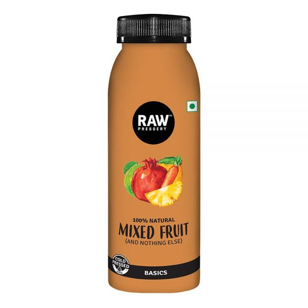 Raw Mixed Fruit Juice 250ml Online