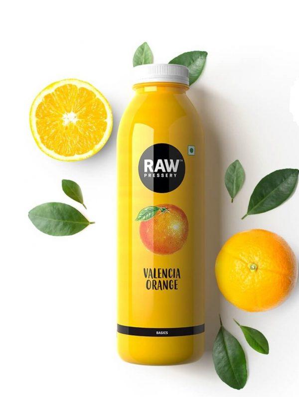 Raw Valencia Orange Juice 250ml Online