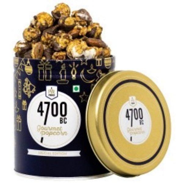 4700BC Nutty Tuxedo Chocolate Popcorn 125gm