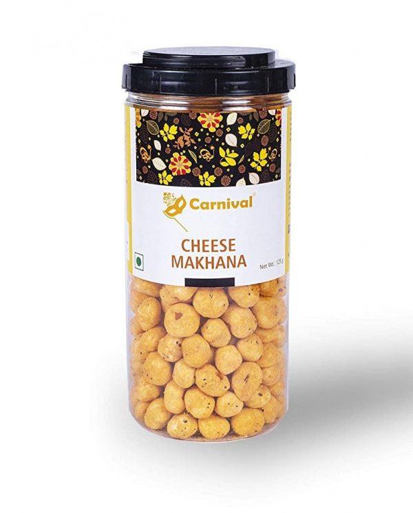 Carnival Cheese Makhana 125g