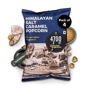 4700BC Himalayan Salt Caramel Popcorn 125gm