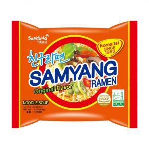 Samyang Ramen Noodles 120gm