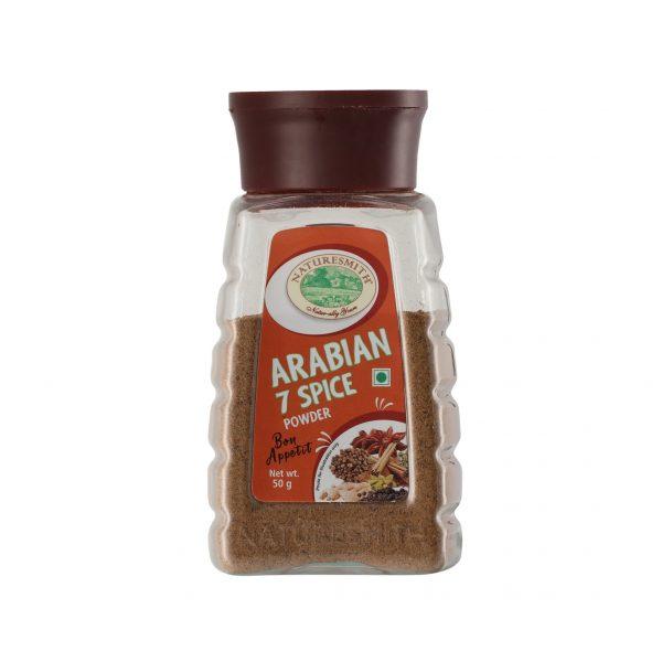 Buy Nature Smith Arabian 7 Spice 50gm Online Vadodara - Maplesfood.com