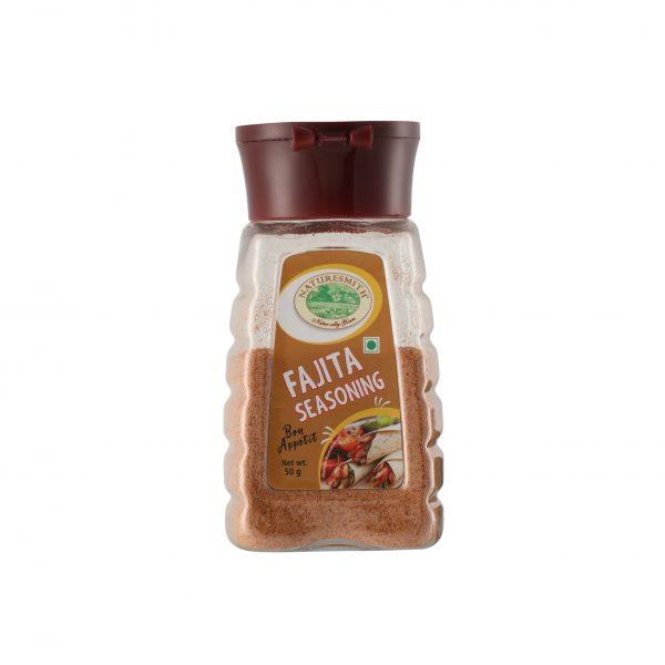 Buy Nature Smith Fajita Seasoning 90gm Online Vadodara - Maplesfood.com