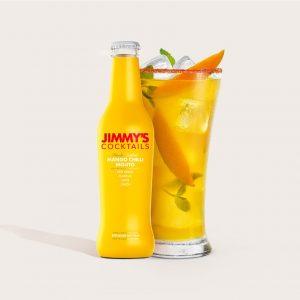 Buy Jimmy's Cocktails Mango Chilli Mojito 250ml Online Vadodara - Maplesfood.com