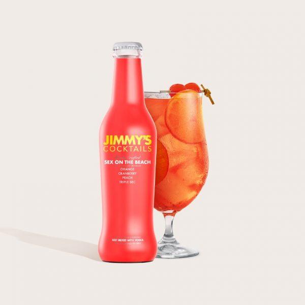 Buy Jimmy's Cocktails Sex On The Beach 250ml Online Vadodara - Maplesfood.com
