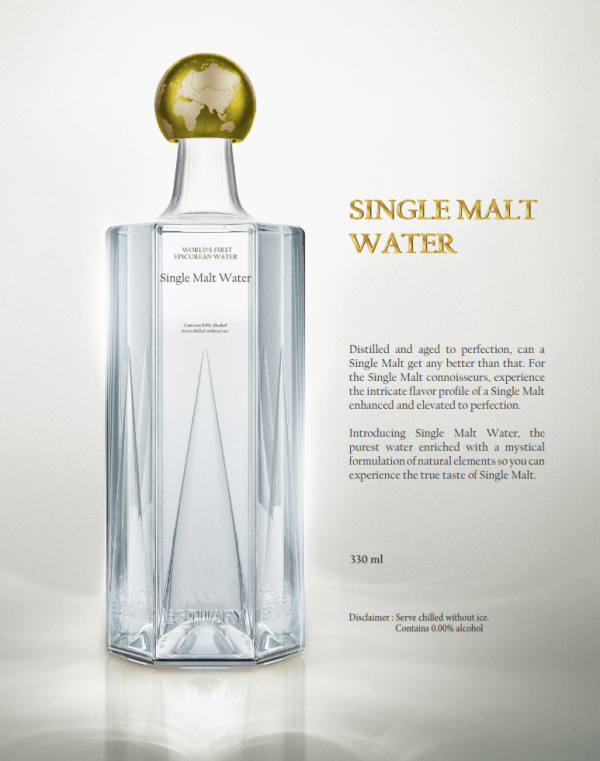 Buy Estuary Single Malt Water 330ml Online in Vadodara at Best Prices - Maplesfood.com