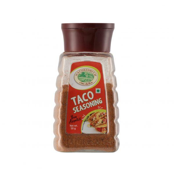 Buy Nature Smith Taco Seasoning 50gm Online Vadodara - Maplesfood.com
