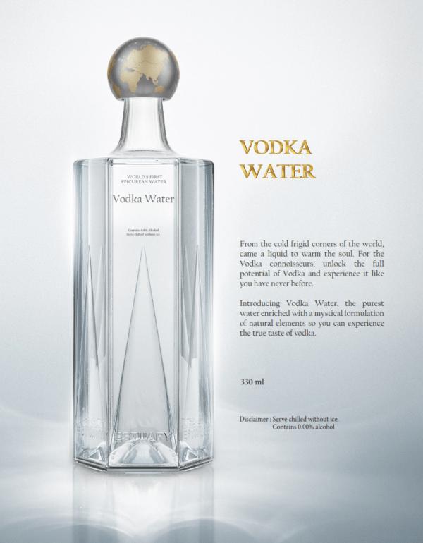 Buy Estuary Vodka Water 330ml Online in Vadodara at Best Prices - Maplesfood.com