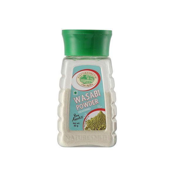 Buy Nature Smith Wasabi Powder 60gm Online Vadodara - Maplesfood.com