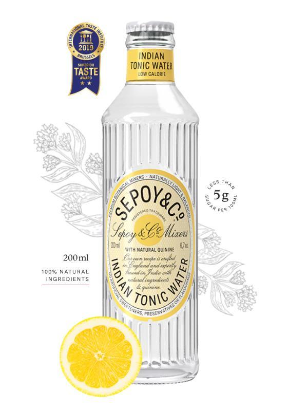 Buy Sepoy Indian Tonic Water 200ml Online in Vadodara at Best Prices - Maplesfood.com